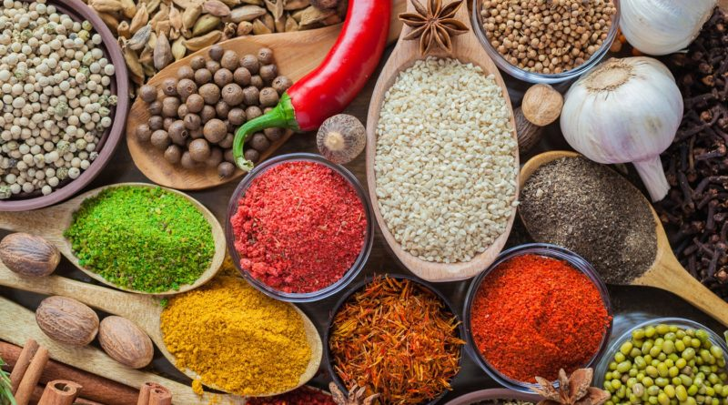 6 Spices to Aid Your Digestion